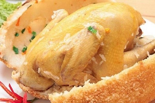 Cách làm gà không lối thoát thơm ngon khó cưỡng