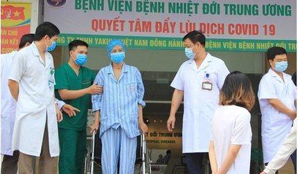Giám đốc BV Bệnh Nhiệt đới TW: Bệnh nhân 19 nhiều lần 'dọa' tử vong
