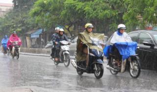 Tin tức thời tiết ngày 28/5/2020: Bắc Bộ và Nam Bộ có mưa dông trên diện rộng