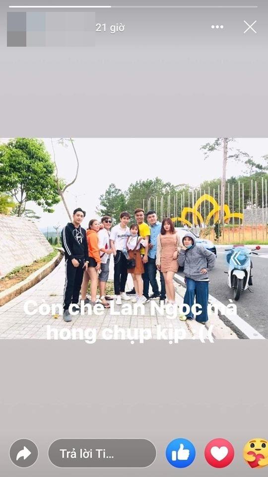 Lộ ảnh Ninh Dương Lan Ngọc - Chi Dân cùng đi du lịch Đà Lạt, ôm nhau tình tứ trên phố