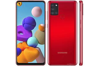 Galaxy A21s chính thức ra mắt, giá từ 4,69 triệu đồng
