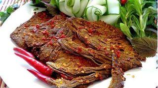 Cách làm thịt bò khô miếng ngon chuẩn vị ngay tại nhà