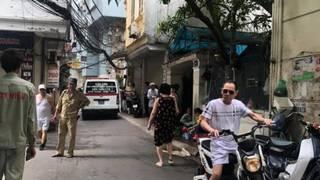 Hà Nội: Điều tra vụ nam sinh viên treo cổ trong căn nhà ba tầng