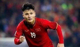 Tiền vệ Nguyễn Quang Hải lại được AFC vinh danh
