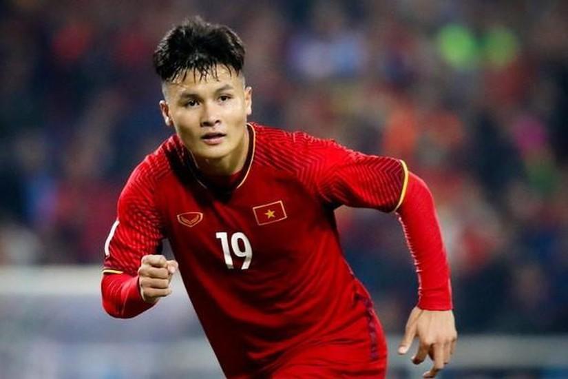 Tiền vệ Quang Hải được AFC vinh danh