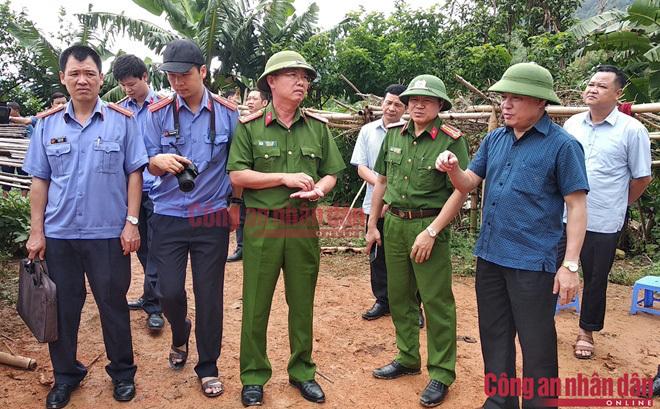 Thảm án ở Điện Biên, người đàn ông lao vào chém 2 vợ chồng tử vong