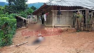 Hé lộ nguyên nhân vụ án mạng khiến 3 người tử vong ở Điện Biên