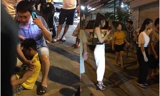 Quay lén người phụ nữ đi vệ sinh, nam thanh niên bị đánh bầm dập