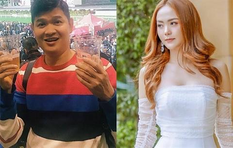 Chân dung đại gia đang hẹn hò Minh Hằng lộ diện
