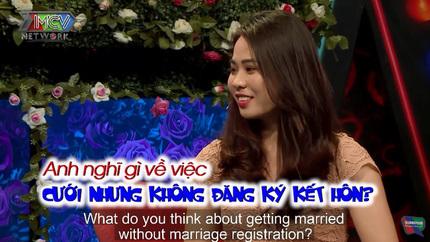 Hot girl muốn cưới nhưng không đăng ký kết hôn và lý do 'lạ' phía sau đó