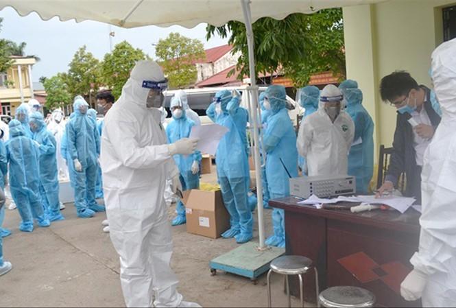 Quản lý chặt người nhập cảnh vào Việt Nam để phòng dịch Covid-19