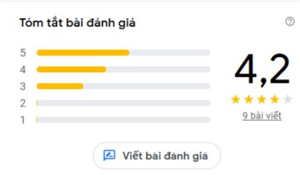 Hướng dẫn tắt đánh giá trên Fanpage Facebook nhanh nhất