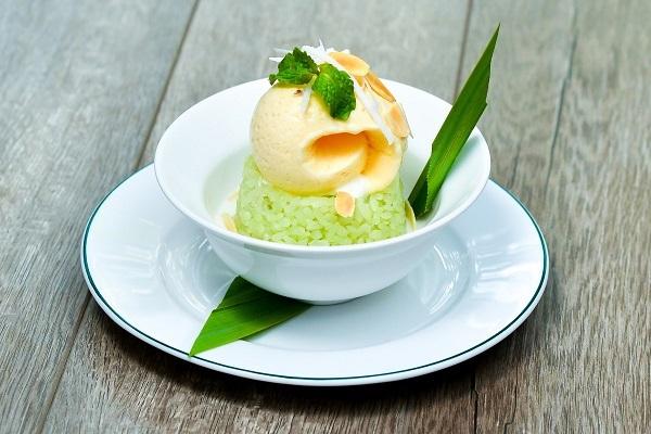 Cách làm kem xôi dừa thơm ngon, mát lạnh, đơn giản tại nhà