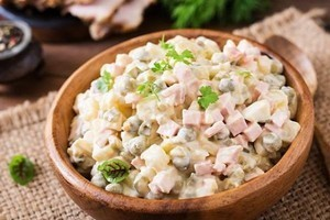 Cách làm Salad Nga - món ăn khai vị cho bữa ăn