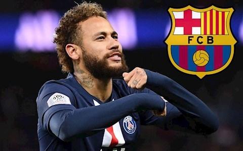 Tiền đạo Neymar đang tìm cách trở lại Barca?
