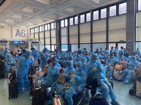 Bộ Y tế yêu cầu cử đoàn cán bộ vào hỗ trợ gần 300 bà bầu trong khu cách ly