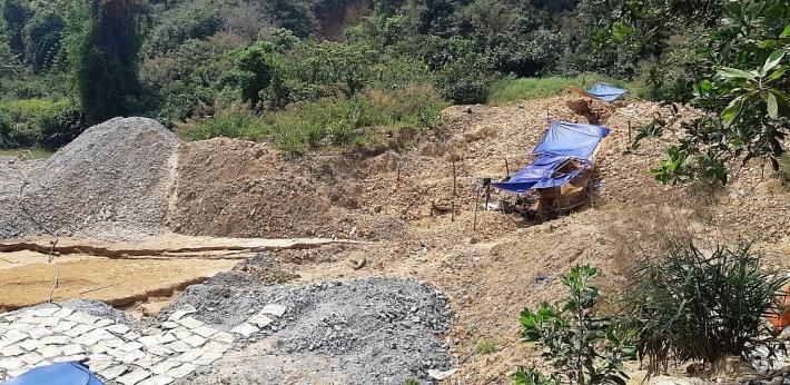 Truy tìm kẻ đâm tử vong 1 người ở bãi vàng Quảng Nam