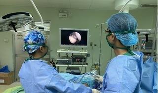 Phẫu thuật thành công cho người liệt cánh tay chỉ trong 30 phút