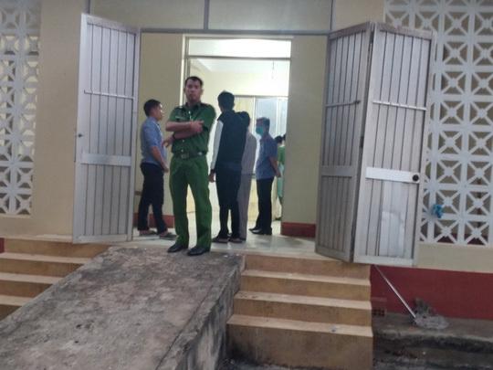 Vụ ông Lương Hữu Phước nhảy lầu tử vong tại trụ sở TAND tỉnh