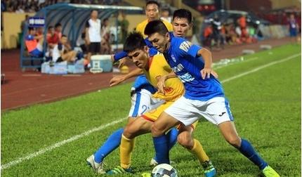 DNH Nam Định thua cay đắng Than Quảng Ninh ở vòng 1/8 Cúp quốc gia
