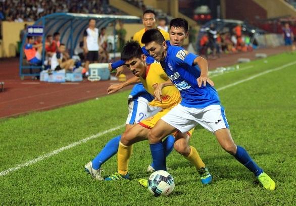 DNH Nam Định thua cay đắng Than Quảng Ninh ở vòng 1/8 Cúp quốc