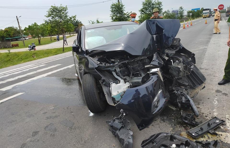 Tin tức tai nạn giao thông ngày 30/5 mới nhất hôm nay 1