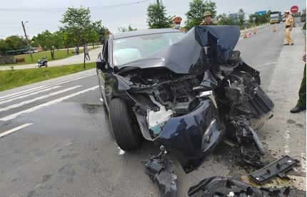 Tin tức tai nạn giao thông ngày 30/5:3 mẹ con gặp tai nạn trên đường đi khám sức khỏe