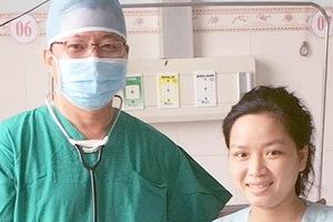 Cứu sống bệnh nhân vỡ gan do tai nạn giao thông