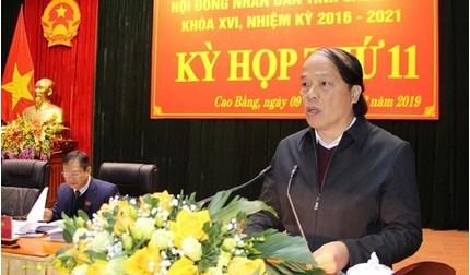 Sở GD&ĐT Cao Bằng: Doanh nghiệp 'quen mặt' trúng sát giá nhiều dự án lớn