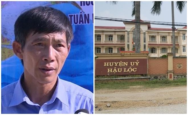 Bắt Phó Chủ tịch UBND huyện Hậu Lộc đánh bạc tại trụ sở