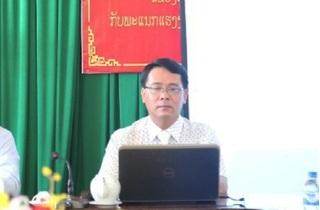 Buộc thôi việc vợ của nguyên phó Giám đốc Sở LĐ-TB-XH Bình Định vừa bị bắt