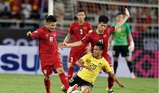 Tuyển Malaysia gặp nhiều khó khăn trước trận gặp Việt Nam