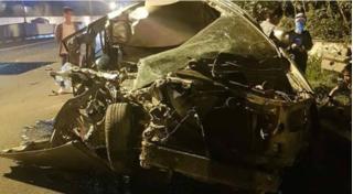 Tin tức tai nạn giao thông ngày 1/6: Hai người tử vong trên xe bán tải