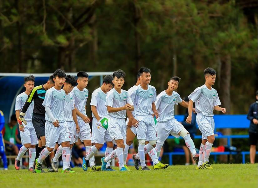 U19 HAGL đánh bại U19 CAND và sáng cửa vào vòng chung kết U19 quốc