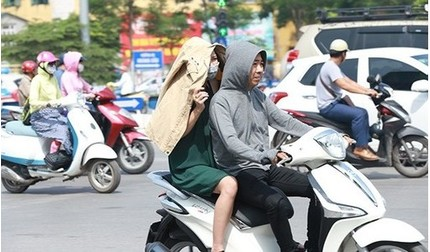 Tin tức thời tiết ngày 2/6/2020: Bắc Bộ nắng nóng tiếp diễn, Nam Bộ có mưa dông