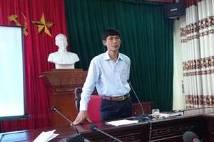 Danh tính nhóm người đánh bạc bị bắt cùng Phó chủ tịch UBND huyện Hậu Lộc