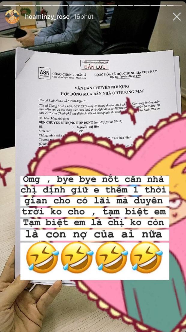 Hoà Minzy tình tứ bên bạn trai, lần đầu lên tiếng về tin đồn 'có chồng đại gia mà phải bán nhà làm MV'