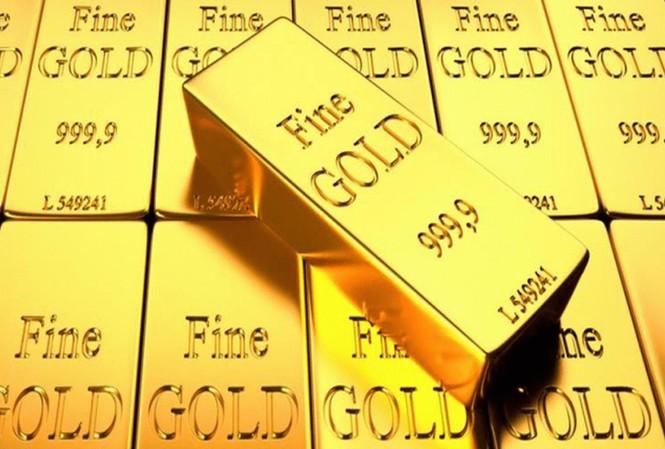Giá vàng hôm nay 2/6/2020, giá vàng thế giới tăng nhẹ