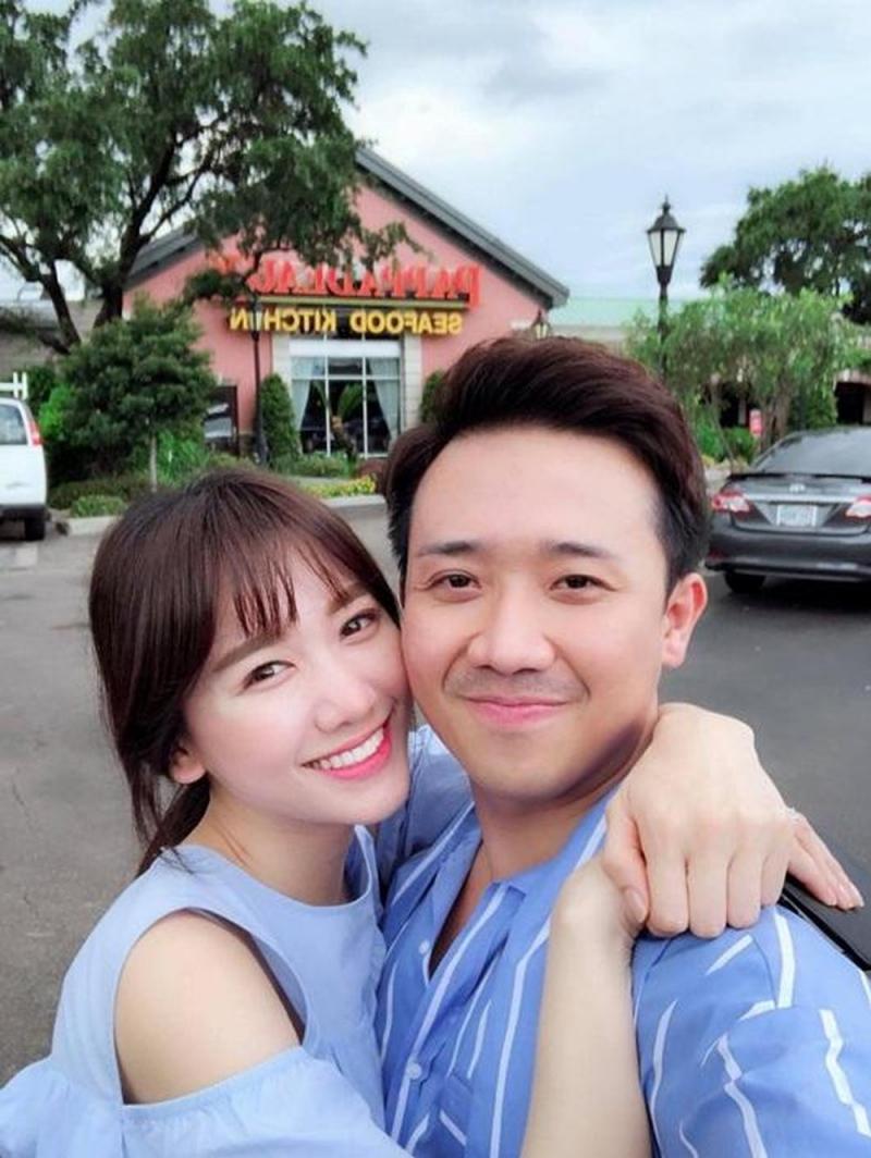 Hari Won bật mí cách 'quản lý' Trấn Thành: 'Ngày nào tôi cũng để vào ví chồng 5 triệu'