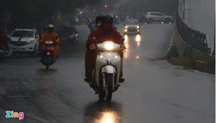 Không bắt buộc bật đèn nhận diện xe máy ban ngày