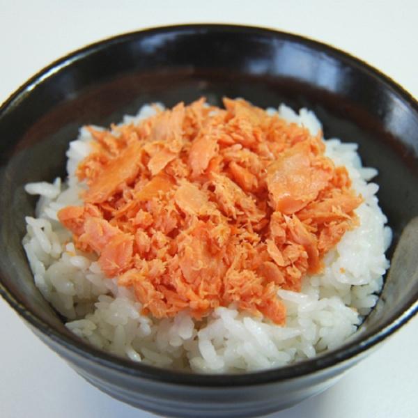 Cách làm ruốc cá hồi đầy đủ chất dinh dưỡng mà không bị tanh