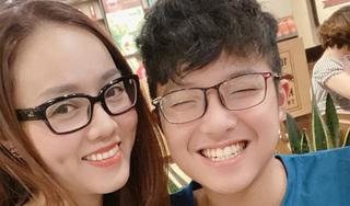 Bạn gái selfie vui vẻ bên con riêng của Công Lý, vợ cũ Thảo Vân bình luận bất ngờ