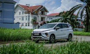 Mitsubishi Xpander 2020 bản nâng cấp chính thức bán tại Việt Nam