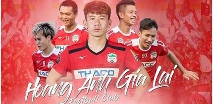 HAGL đã sàng sàng cho chuyến làm khách Hà Nội FC ở vòng 3 V.League