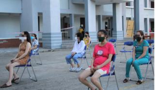 Bộ Y tế yêu cầu chăm sóc tốt nhất cho gần 300 bà bầu trong khu cách ly