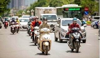 Tin tức thời tiết ngày 3/6/2020: Bắc Bộ tiếp tục nắng nóng, Nam Bộ mưa dông