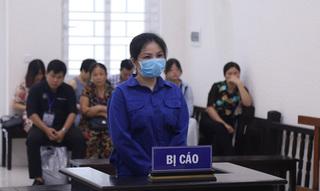 Nữ công an gài ma túy hại người liên tục kêu oan, tòa phải hoãn xử