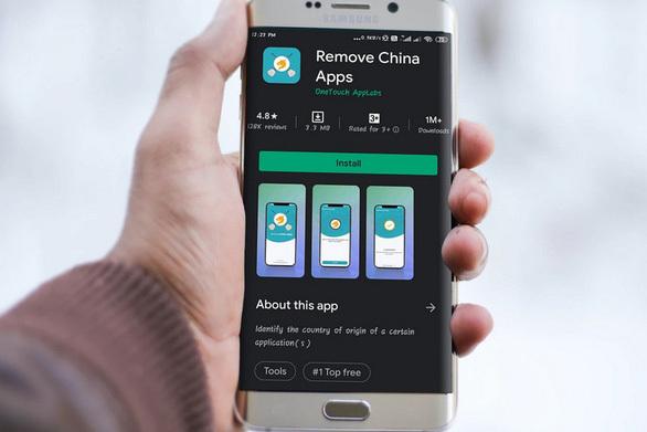 Dân tình ồ ạt sử dụng ứng dụng xóa app Trung Quốc