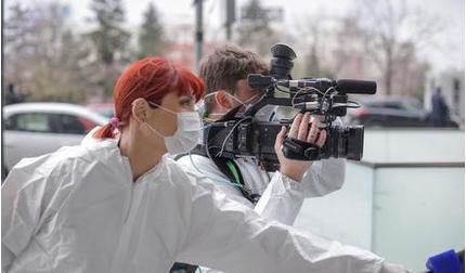 127 nhà báo trên thế giới chết vì Covid-19