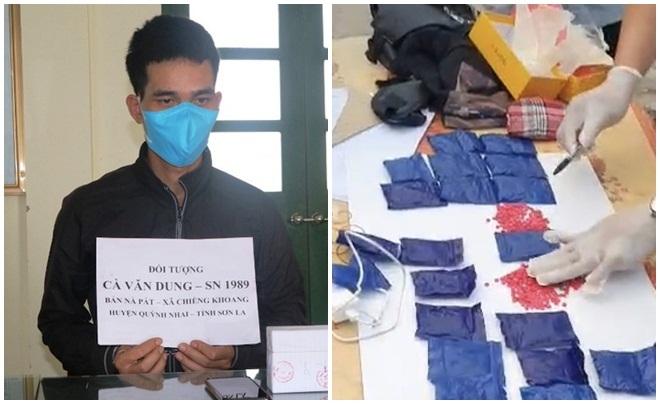 Nam Định: Vận chuyển 4.000 viên ma túy tổng hợp đến Quất Lâm thì 'sa lưới'